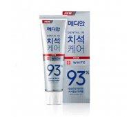 Зубная паста отбеливающая со вкусом мяты Median Toothpaste White, 120 гр