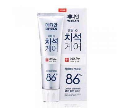 Отбеливающая зубная паста Median Dental Cosmetic White, 120 гр